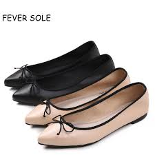 shoes flat summer slip on butterfly knot pointed toe
