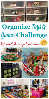 Best Toy Organizer by 117 Best Toy Storage Solutions Images On Pinterest Organizing