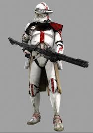 clone trooper wall display armor captain deviss зв pinterest clone trooper