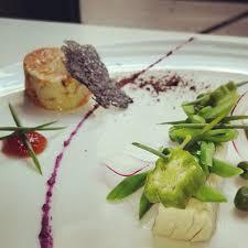 cuisiner le foie de lotte foie de lotte et thon blanc picture of nama wine restaurant