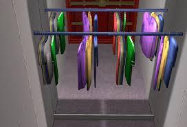 mod the sims closet bar