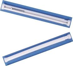 Loaded Curtain Rods Loaded Manual Tension Rod For Net Curtains Voiles 90