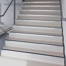 aluminum stair nosing non slip t67 alu gerflor contract