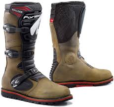 mx riding boots cheap forma boulder trial motorcycle mx cross boots brown forma boulder