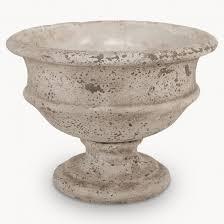 Stone Urn Planter by Birkdale Stone Urn Shaped Planter One World