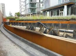 20 best corten steel planter details images on pinterest corten