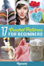 Sewing Patterns For Home Decor Beginner Crochet Patterns Crochet Patterns And Craft