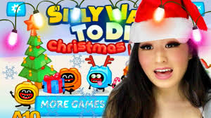 christmas party girls go games youtube