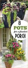 Front Porch Planter Ideas by Porch Planter Ideas And Inspiration Outdoor Spaces Porch And