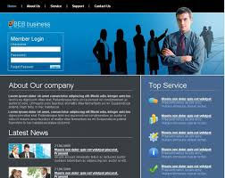 free templates for official website free business website templates download 50 free csshtml business
