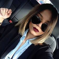 ombre for shorter hair 25 latest balayage ombre short hair short hairstyles haircuts