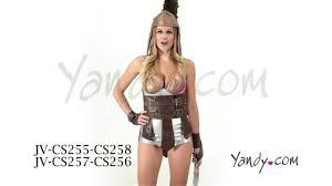 Trojan Halloween Costume Deluxe Trojan Warrior Costume Jv Cs255 258