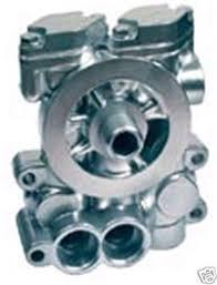 9y7149 engine oil filter base fits cat caterpillar d6 950 cea