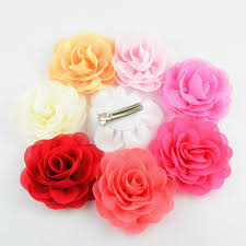 Flower Clips For Hair - compare prices on hair clip flower kids online shopping buy low