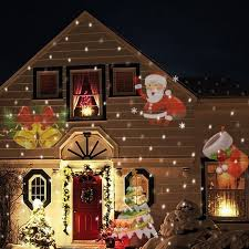 Cheap Christmas Lights Christmas Laser Snowflake Projector Outdoor 12 Types Must Have