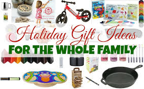 gift ideas family or by gift ideas