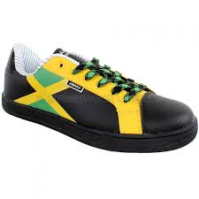 Jamaican Flag Day Jamaica Flag Low Sneakers Trainers Shoes By Streetwear Black Ebay