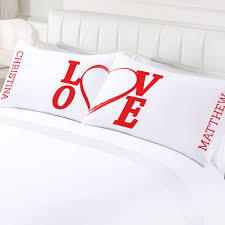 s day personalized gifts personalized gifts couples s day pillowcases shop now