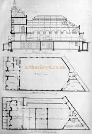 concert halls and assembly rooms by ernest a e woodrow a r i b a
