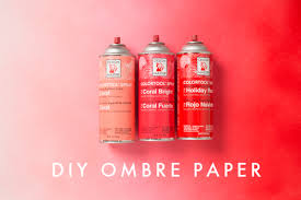 ombre wrapping paper 3 s day wrapping ideas the house that lars built