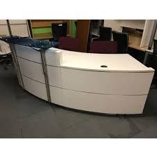 Second Hand Reception Desk by Used Reception Desk Hostgarcia
