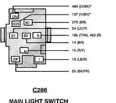 1999 ford mustang headlight wiring diagram wiring diagram simonand