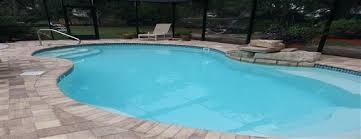 new great lakes in ground fiberglass pool by san juan easy modern living inc in inverness san juan pools eml