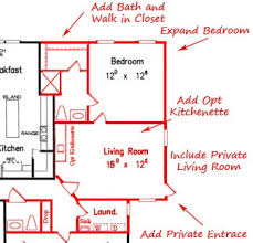 house plans with inlaw quarters finding a home with an in suite in suite floor plans
