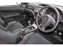 2012 subaru impreza wrx sti g3 wrx sti spec r hatchback 5dr man