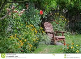 backyard retreat royalty free stock photos image 32900228