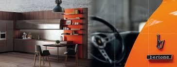miami is a distinctive handle less contemporary kitchen by biefbi
