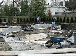 garden renovation primer building a sunken garden old house