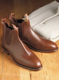 womens boots adelaide r m williams adelaide boots in leather womens fashion