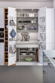 kitchen cabinets appliance storage kitchen