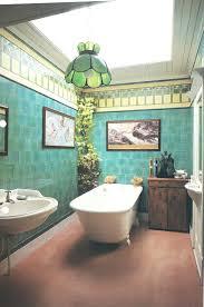 william morris style arts u0026 crafts movement bathrooms