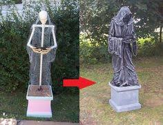 Outdoor Halloween Decoration Creepy Little Doll Shaped Ghosts Diy For Halloween Decorations Or