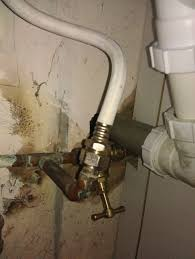 plumbing how can i install a water inlet for a dishwasher