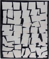 Modern Rugs Nyc Knotted Wool Silk Contemporary Modern Rugs Pinterest