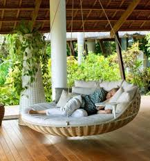 Diy Interior Design by Round Swing Bed Outdoor Hanging Bed Diy Trampoline I Wanna Sleep