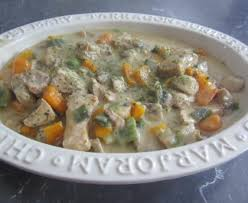 cuisiner une blanquette de veau blanquette de porc recette de blanquette de porc marmiton