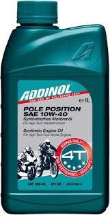 addinol pole position 10w40 synthetic pole position 10w40
