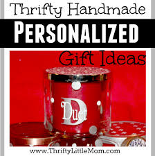 handmade personalized gifts thrifty handmade personalized vinyl decal gift ideas thrifty