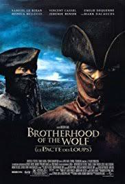brotherhood of the wolf 2001 imdb