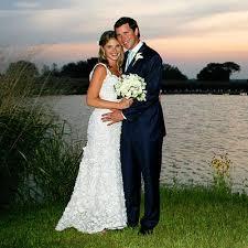 bush wedding dress wedding bush henry hager instyle com
