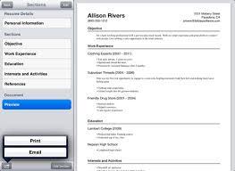 resume maker resume creator 8 resume cv