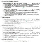 Resume Personal Statement Sample by Personal Statement Resume Examples Best Template Collection