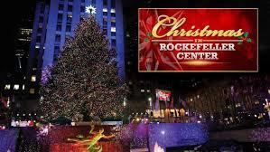 rockefeller show tree lighting 2016 time channel on tv