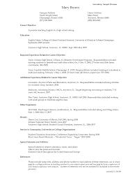 Substitute Teacher Resume Samples Substitute Teacher Resume Job Description Teacher Job Description