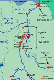 moselle moselle le vignoble de moselle moselle lorraine régions vins