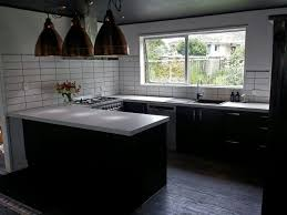 granite countertop incredible black granite design for kitchen